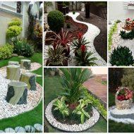 decoracion de jardines con piedras 1