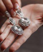 limpiar prendas de plata joyas de mujer