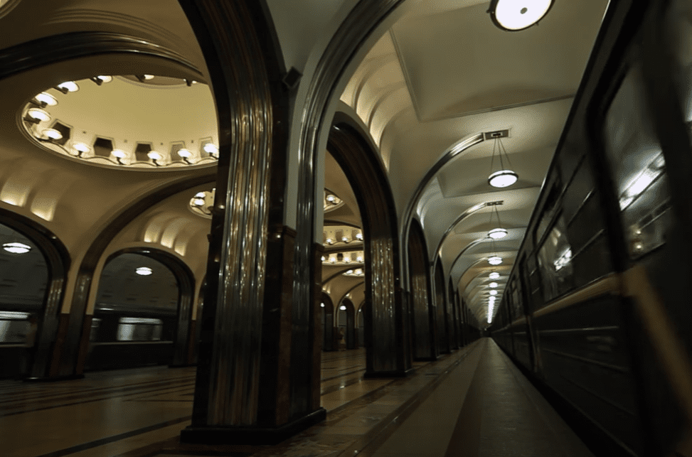 metro rusia