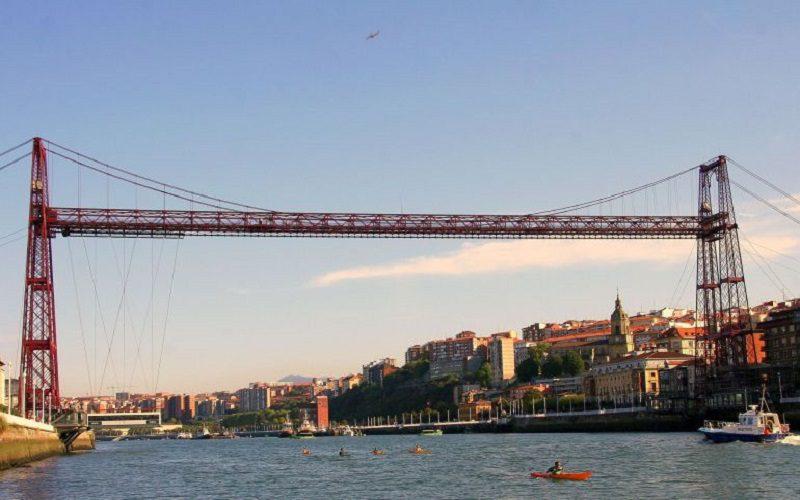 Puente de Vizcaya,