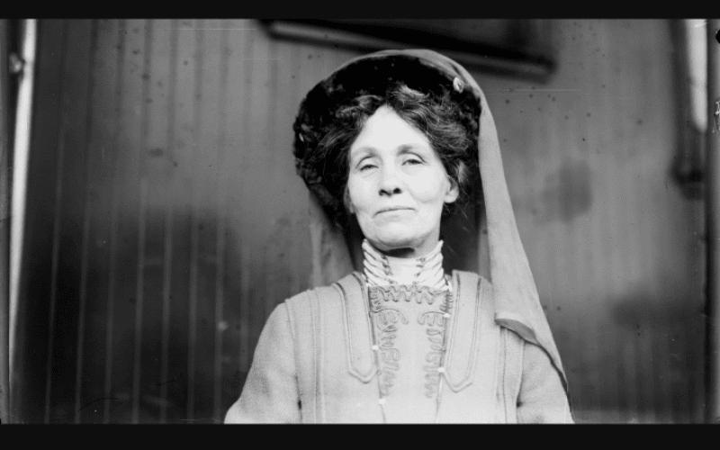 Emmeline Pankhurst, 1958-1928